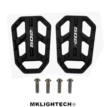 MKLIGHTECH Motorcycle Accessories FOR BENELLI 502C 502 C 2018 CNC Aluminum Alloy Widened Pedals