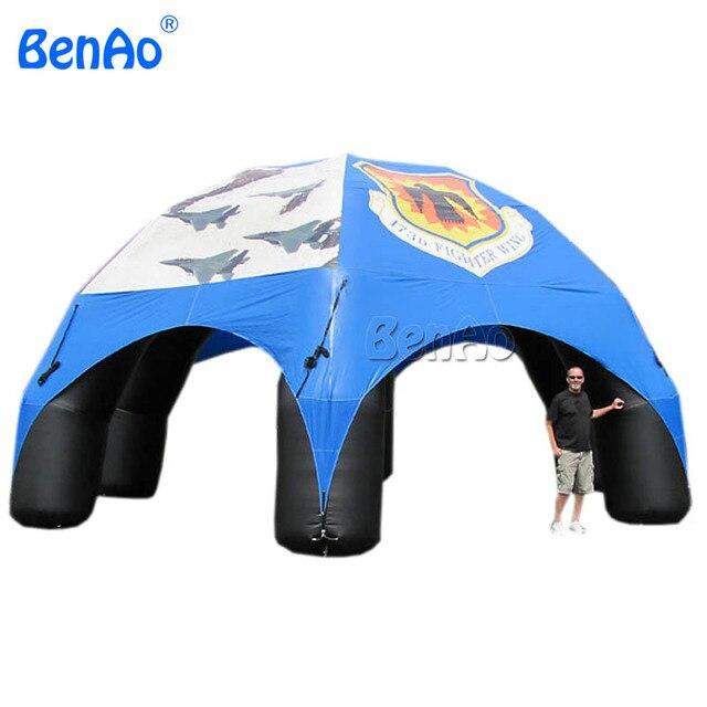 T039 Custom logo inflatable advertising spider dome tent outdoor advertising inflatable spider tent for advertising  sc 1 st  AliExpress.com & T039 Custom logo inflatable advertising spider dome tent outdoor ...