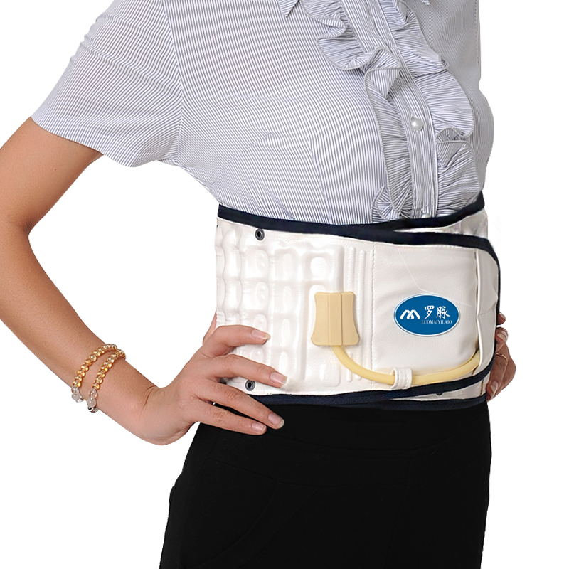 2017Lumbar Traction Belt Pain Lower Massager Medical Decompression Back Belt Device Back Brace &Supports Health Monitors hailicare back relief belt waist brace support belt lumbar traction backach waist brace pain release health massager health care
