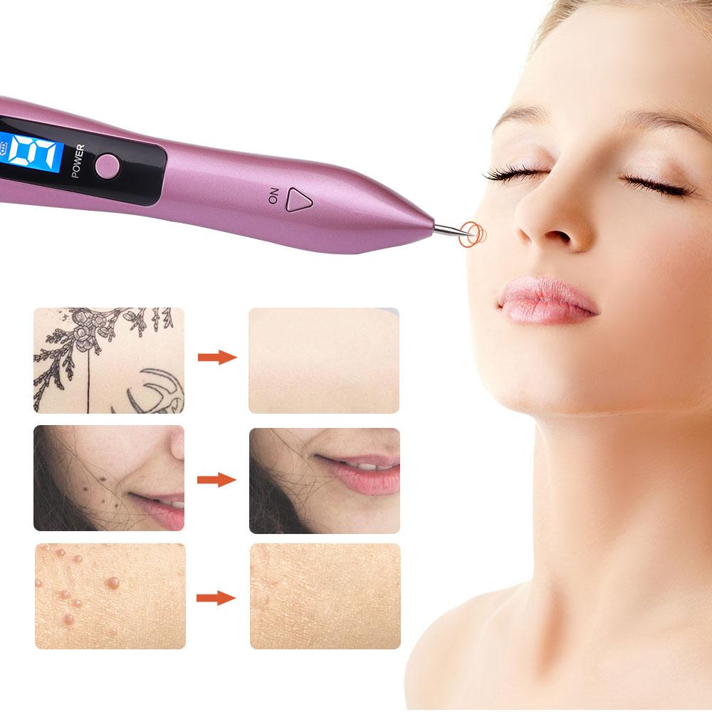 Newest Laser Plasma Pen Mole Removal Dark Spot Remover LCD
