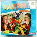 Empilhamento Jogo Stacrobats Jogo COMPLETO de Ravensburger Cor Reconhecimento, Plastic Stacrobats Jogo Desktop Família Que Joga o Jogo