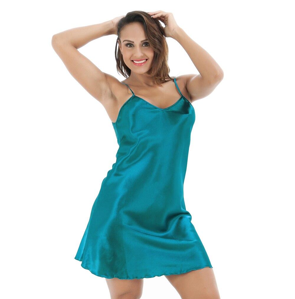 Popular Ladies' Night Dresses-Buy Cheap Ladies' Night ...