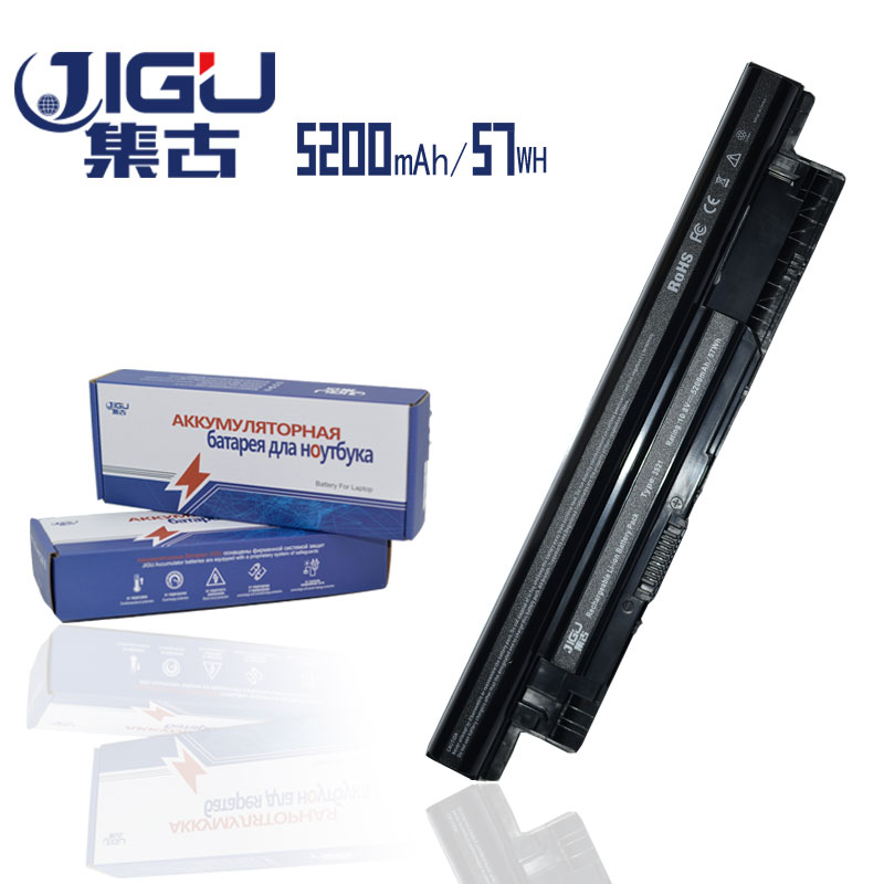 JIGU 6Cell Laptop Battery 3521 For DELL 15-3521 MR90Y 15R 3521 N3521 5521 N5521 VR7HM W6XNM X29KD XCMRD laptop battery for dell inspiron 17r 5721 17 3721 15r 5521 15 3521 14r 5421 14 3421 mr90y vr7hm w6xnm x29kd vostro 2521