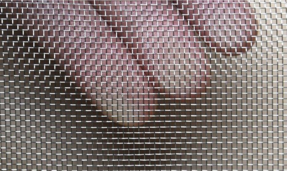 Strong Thickest Style, 304 Stainless Steel Screens, Stainless Steel Anti-mosquito, Sun, Fire Protective Net