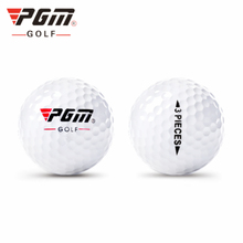 PGM golf ball 2 laye 3 layers profession golf balls standard production new product support custom brands outdoor free shipping