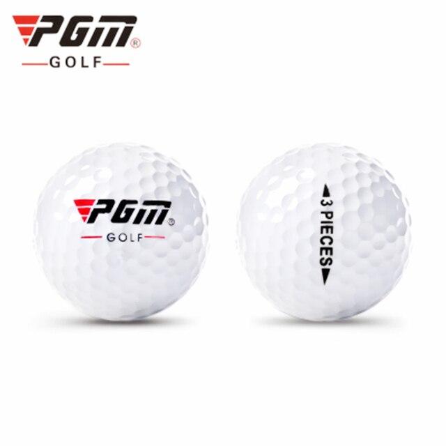 Pgm 골프 공 2 laye 3 레이어 직업 골프 공 표준 생산 신제품 지원 사용자 정의 브랜드 야외 무료 배송