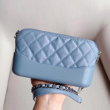 High Quality Luxury Handbags Women Bags Designer Crossbody Bags Genuine Leather mini shoulder bag bolsa 2019