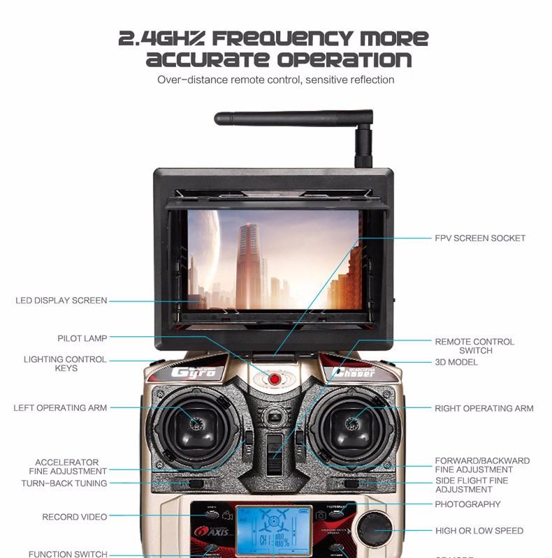 FPV Mini Drones With Camera Hd Jjrc H6d Quadcopters With Camera 4CH Flying Helicopter Camera Professional Drones Rc Dron Copter (17)