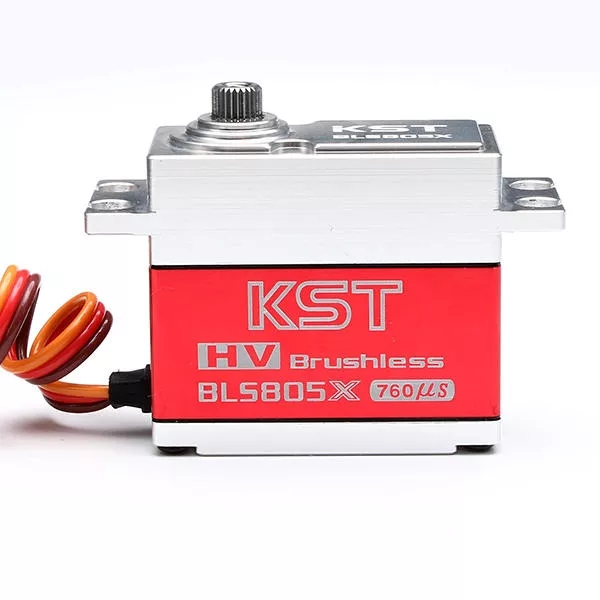 KST BLS805X 7.5KG Torque Metal Gear Servo for 550-700 Class Helicopter TailKST BLS805X 7.5KG Torque Metal Gear Servo for 550-700 Class Helicopter Tail