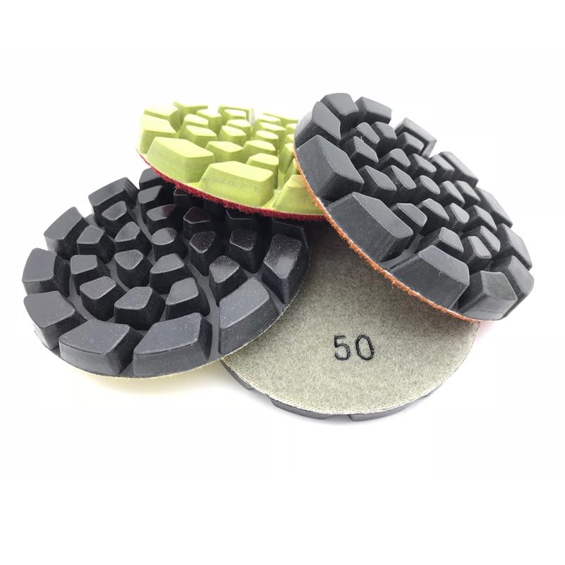 6x 5pcs Abrasive Wet /& Dry Sanding Sponge Double Sided Polishing Pads 400 Grit