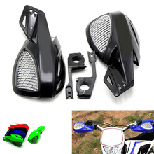 motorcycle brush bar hand guards handguard motorbike parts handle guards 7/8'' 22mm for For KTM 450 XCR-W/EXC/EXC-R/SX/SX-F/SX-R