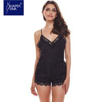 Shaper Diva New Sexy Lingerie Teddy Body Suits Intimates Babydoll Romper Sheer Lace Teddies Erotic Backless
