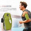 5.5 polegadas Sports Correndo Jogging Gym Armband Arm Band Bag Holder Para Telefones Móveis frete grátis