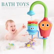 Для купания носики Заводной игровой воды в ванной oyuncak для маленьких мальчиков дети бассейн ванна для купания игрушки ванны