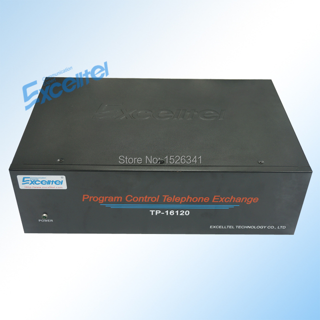 Big capacity PBX / TP16120 office intercom system