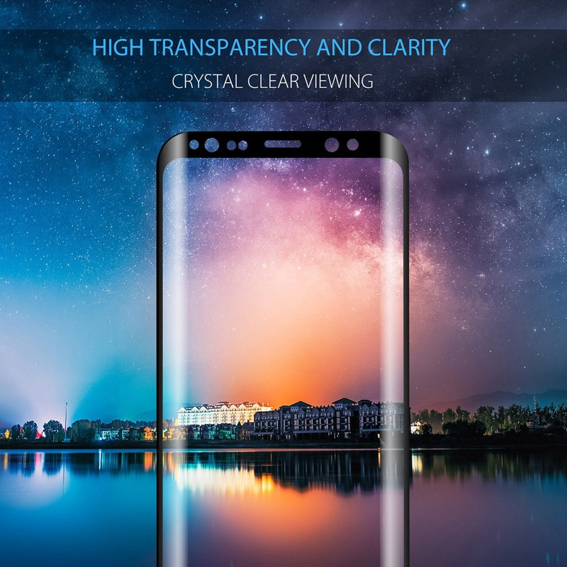 Image 2 - 6D Tempered Glass for Xiaomi Redmi Note 4X Protective Glass For Xiaomi Mi A2 Lite A1 Redmi 5 Plus 6A Note 5 4X Screen Protector-in Phone Screen Protectors from Cellphones & Telecommunications on