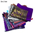 HOT SALE!! High Quality 100% Natural Silk Handmade Pocket Handkerchief Luxury Pocket Square Hanky With Giftbox