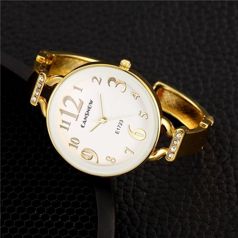 2018 New Dress Women Watches Stylish Crystal Rhinestones Quartz Wristwatch Lady Party Bracelet Bangle Relogio Casual Watch Hours стоимость