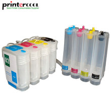 Empty CISS for HP 500/500ps/800/815mfp printer ciss for HP 4844(10)/4911/4912/4913(82) Continuous Ink Supply System for hp continuous ink supply system for hp 564 more 5 color