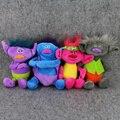 Новые 18 см Тролли Плюшевые Игрушки Мак Филиал Фаршированная Мультфильм Куклы Dreamworks Троллей Рождественские Подарки