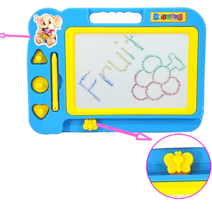 HIINST Children Kid Magnetic Writing Painting Drawing Graffiti Board Toy Preschool Tool APR19 P30