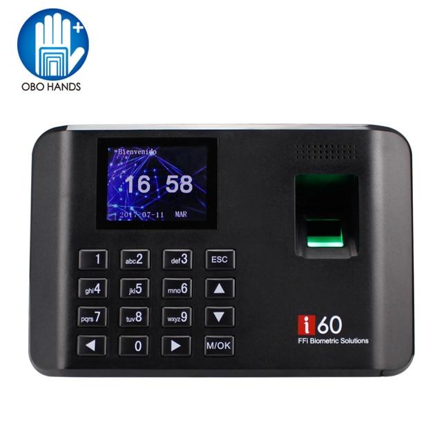 standalone biological recognition finger lock attendance fingerprint time card machine usbu disk report password - Time Card Machine
