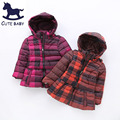 New2016 Winter jackets for girls Clothes for baby girls Children's Parkas Girls winter coat Clothing for girls kids 6-7-8-9yrs