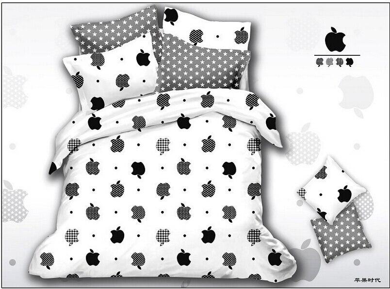 apple bedding home design. Black Bedroom Furniture Sets. Home Design Ideas