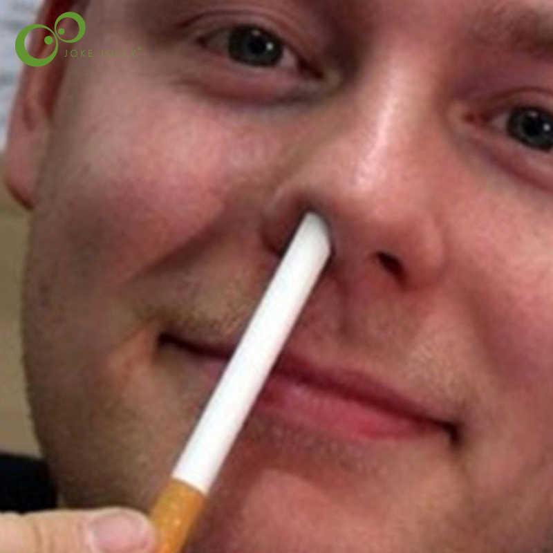 Fase Close Up Trucco Magico Scomparire Sigaretta Respirare Nel Naso Da Gary Kosnitzky Close-up Stage TV Show WYQ