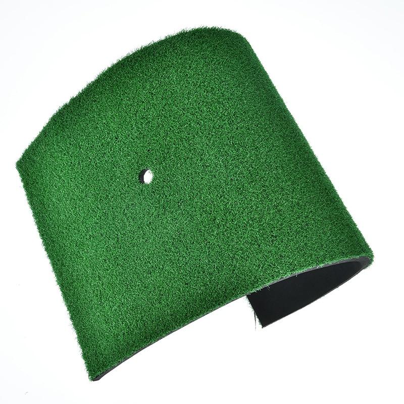 Indoor Outdoor Golf Practice Mat Backyard Golf Mat Golf Training Hitting Pad Training Hitting Pad 60x30x1cm
