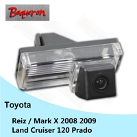 for Toyota Reiz / Mark X 04~09 Land Cruiser 120 Prado SONY Waterproof HD CCD Car Camera Reversing Reverse rear view camera