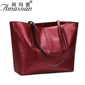 57ff5e8c65d best top women handbags casual genuine leather bags simple list