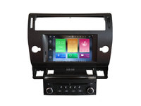 Octa 8 Core Android CAR DVD Player FOR CITROEN C4 Car Audio Gps Stereo Head Unit