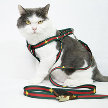 Retractable Walking Cat Rope Waistcoat Dog Chain Traction Teddy Falcon Collar  No Pull Harness Collars
