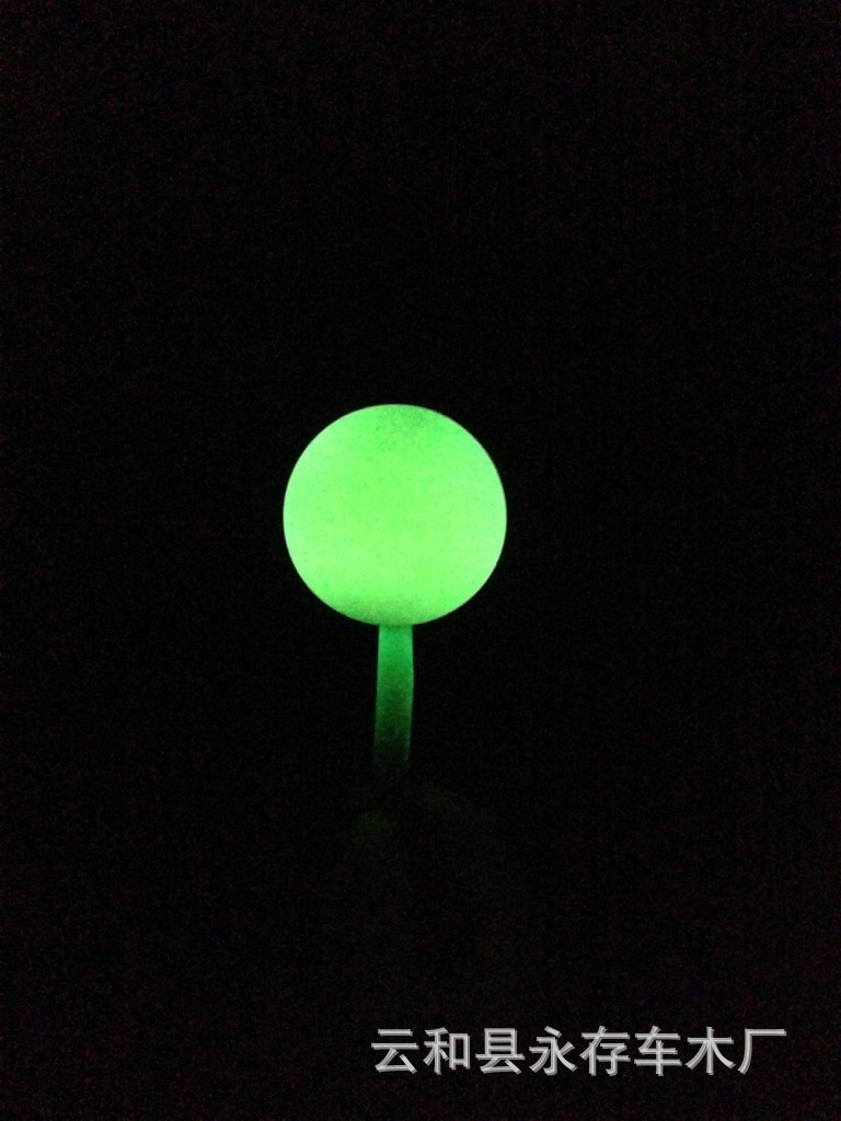 20pcs Luminous kendama boll Adult educational Outdoor ball Match Environmental protection