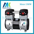 Manka Importa-Motor 1500 W Dental Compresor De Aire Motores/Compresores Cabeza/Silencioso Bombas/Aceite de Menos/Libre de aceite/Bomba de Compresión