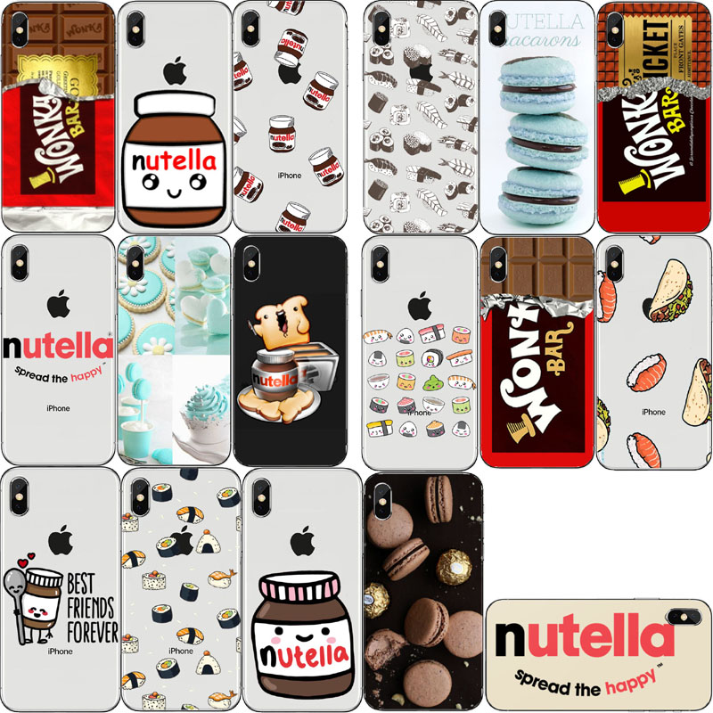 Best Top 10 Nutella Case Iphone 5 List And Get Free Shipping