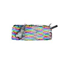 купить Fashion Sequin Wome's SHinning Handbag Glitter Pencil Box Coin Purse Makeup Case Bag по цене 55.36 рублей