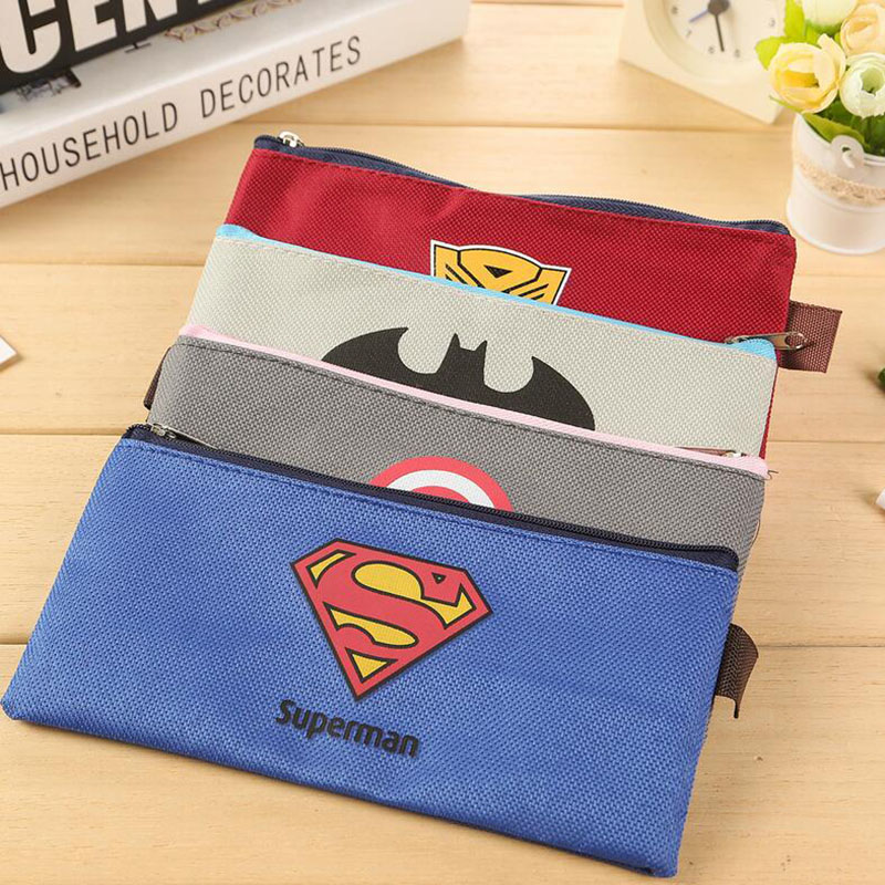 1pc New Fashion Cartoon League Of Legends Pencil Pen Pencil Box Child Student Gift Stationery School Office Supplies