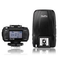 Free Pro 6N Transceiver Kit Wireless I TTL Flash Trigger For D800 D5000 D90 D5200 D60