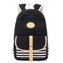 2018 College Student Schoolbags Women Travel Multifunction Backpack Girls Laptop Mochila Infantil Female Vintage Stylish Bookbag все цены