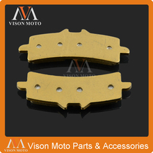Wholesale Motorcycle Front Caliper Brake Pads For DUCATI HYPERMOTARD DESMOSEDICI RR STREETFLIGHTER 1100 S EVO SP 1100S