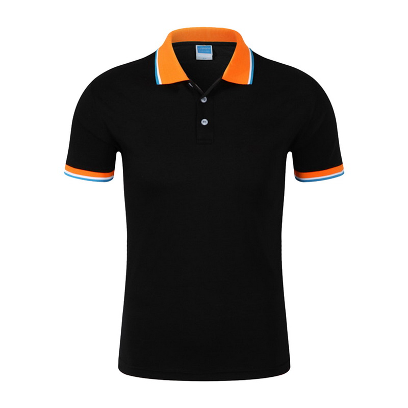 NIBESSER 2019 Brand   Polo   Shirt Men Cotton Business   Polo   Shirts Short Sleeve Turn-Down Collar Top Multicolor Summer Solid Tops
