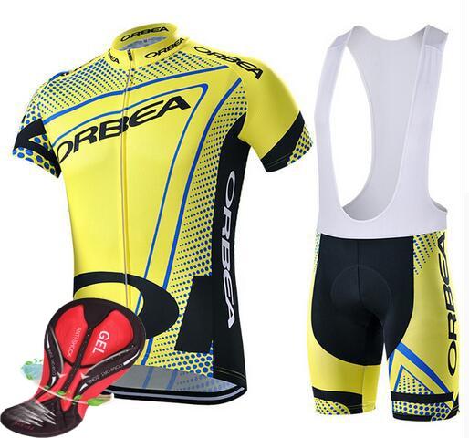 2016. le 100% polyester orbea vélo jersey vêtements de vélo et la respiration rapide sec vélo jersey vélo ciclismo europa