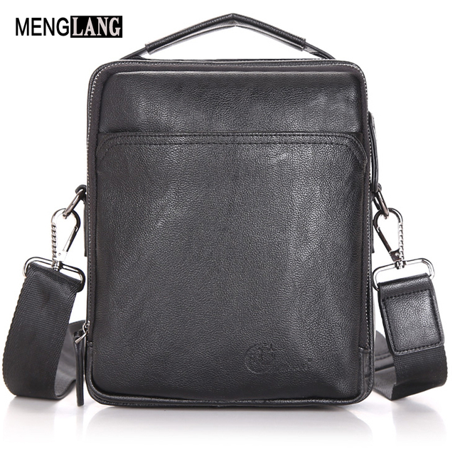 db203abc2 Men Fake Designer Handbages Crossbody Bags Men's Travel Shoulder Bags  Business Quality PU Leather Messenger School Book Bags