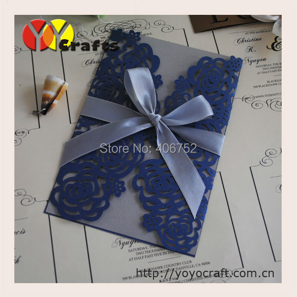 paper flowers on wedding invitation cards,paper wedding invitation cards