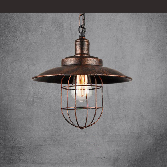 American rustic iron chandelier personality vintage retro chandelier american rustic iron chandelier personality vintage retro chandelier loft cafe attic bar pub resturant pendant lamps aloadofball Image collections