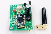 Kablosuz adaptör Bluetooth 4.2 APTX DAC kurulu Bluetooth Audip alıcısı kayıpsız HIFI destekler Analog ses girişi ve çıkışı
