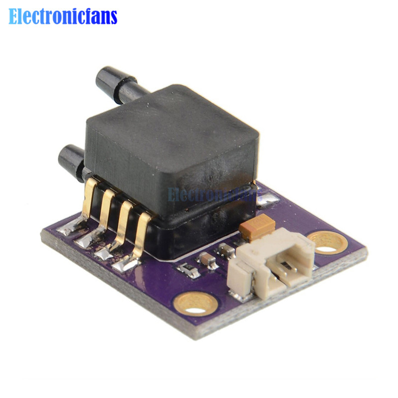 MPXV7002DP Airspeed Sensor Breakout Board Transducer Pressure sensor Flight Controller Module APM2.5 APM2.52 DifferentialMPXV7002DP Airspeed Sensor Breakout Board Transducer Pressure sensor Flight Controller Module APM2.5 APM2.52 Differential