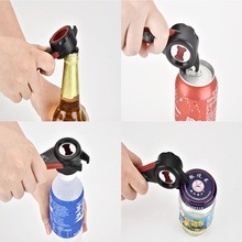5 in 1 Hot Multifuctional All In One Opener Bottle Jar Can Kitchen Manual Tool Gadget Multifunction New